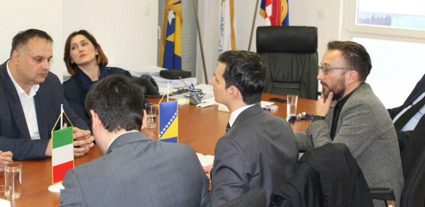 Neophodno proširiti gospodarsku suradnju Italije i BiH