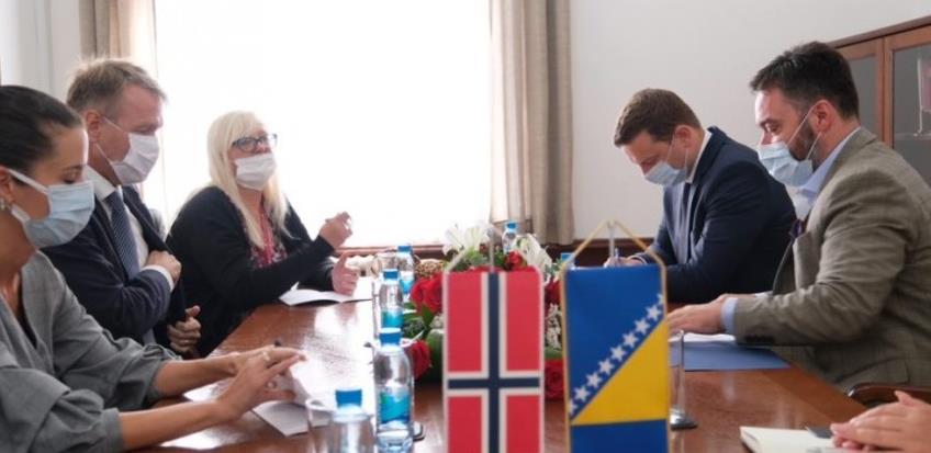 Norveški investitori zainteresovani za energetski sektor