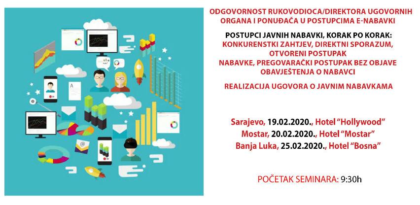 REC seminar o javnim nabavkama