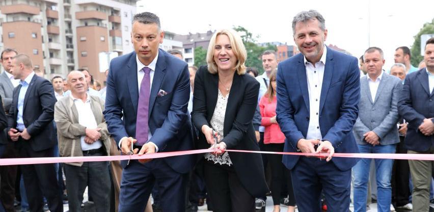 Otvorena nova dionica Istočnog tranzita i novoizgrađeni kružni tok u Banjoj Luci
