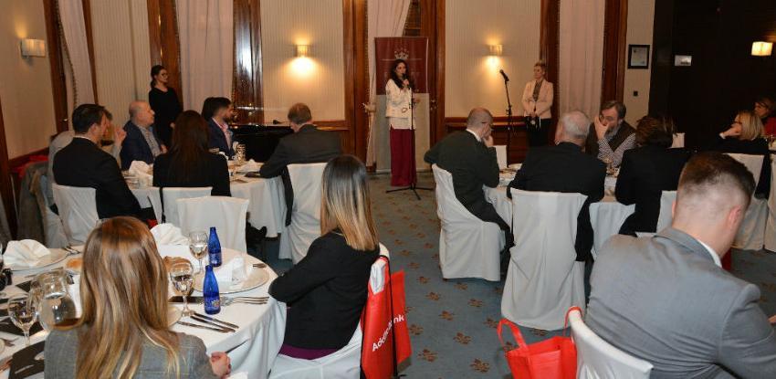 Održan 20. Business cafe: Uspješni privrednici pokretač napretka BiH