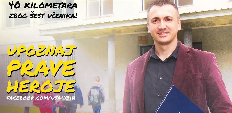 """Kampanja agencije Via Media """"Upoznaj prave heroje"""" među najboljim u regiji"""