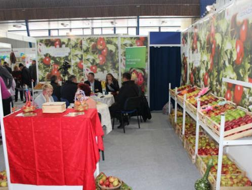 """Otvoreni """"Dani Jabuke"""" u Goraždu: Stigli izlagači iz cijele regije"""
