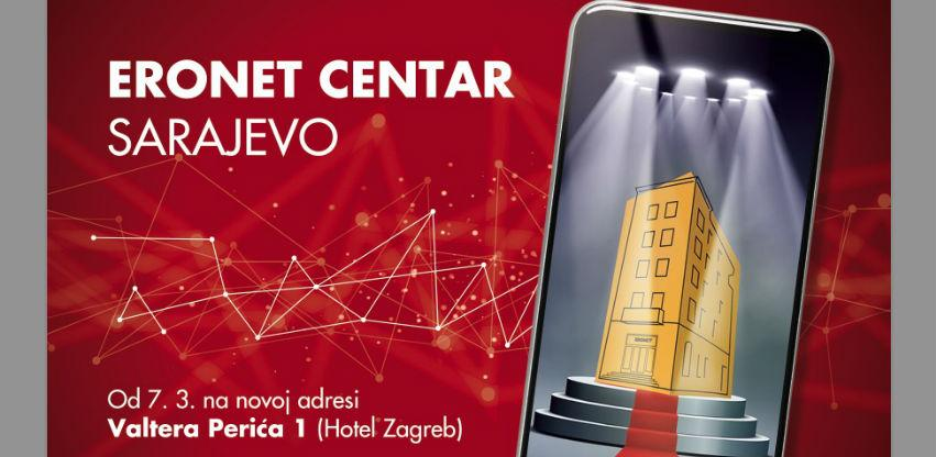 Novi ERONET centar Sarajevo otvara svoja vrata 7. ožujka