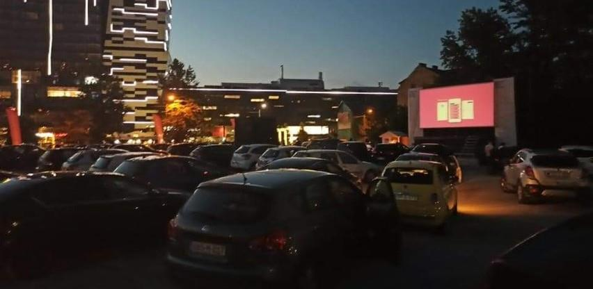 """Sarajevo dobilo """"Drive-in"""" kino"""