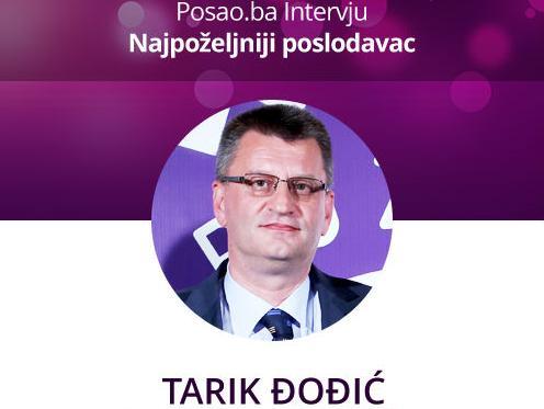 Tarik Đođić: Zadovoljni zaposlenici povećavaju vrijednost brenda