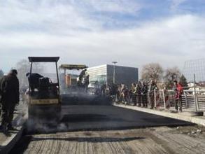 """Pri kraju rekonstrukcija gradskog mosta u """"gradu na devet rijeka"""""""