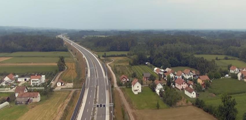 Pogledajte kako izgleda dionica autoceste Svilaj – Odžak