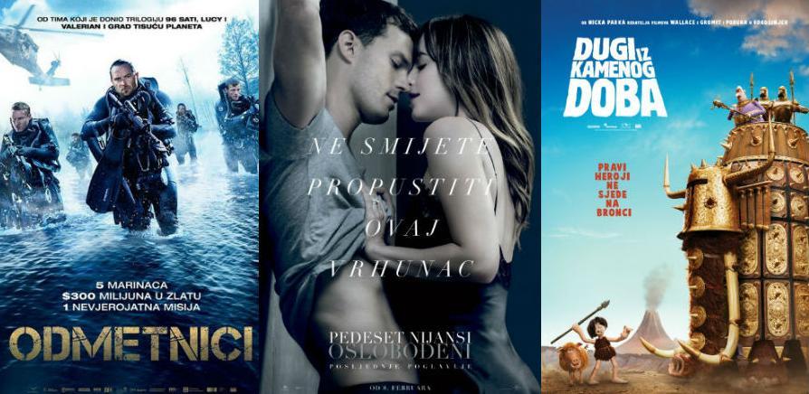 Nova filmska sedmica u Cinema City-ju