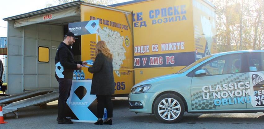 """OPTIMA Grupa pruža podršku akciji """"Bezbjedna vožnja u zimskim uslovima 2020."""""""