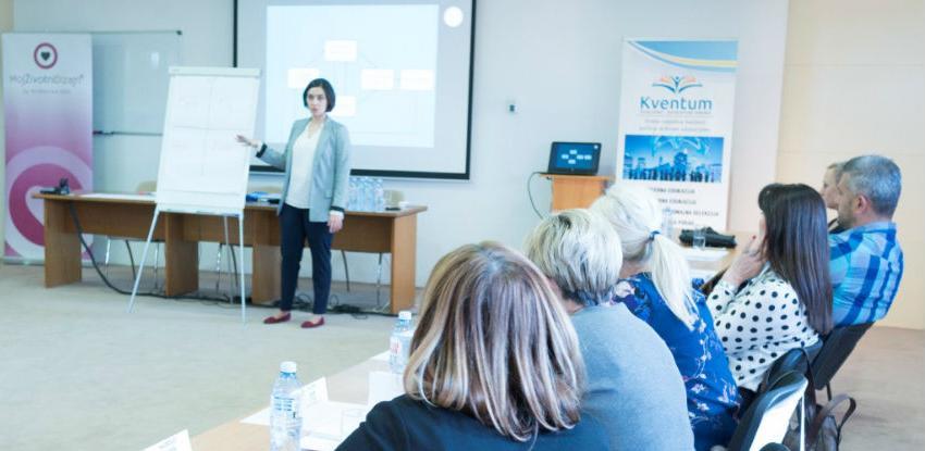 Održan seminar sa Marijanom May