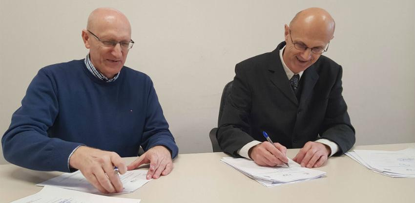 "Potpisan Memorandum o nastavku projekta ""Čista rijeka Bosna"""