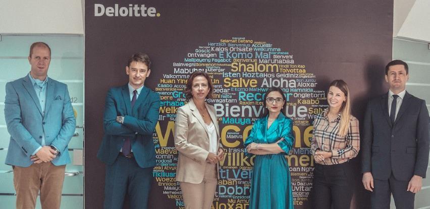 Deloitte i Bit Alijansa radit će na unapređenju poslovnog ambijenta u BiH