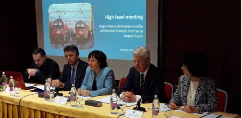 Regionalne željeznice potpisale u Portorožu Memorandum o saradnji
