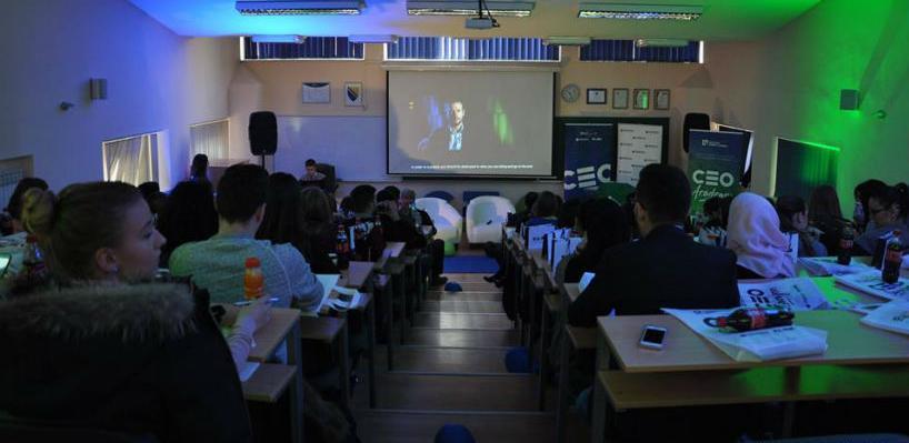 Marketing Stage na CEO Academy oduševio buduće mlade stručnjake