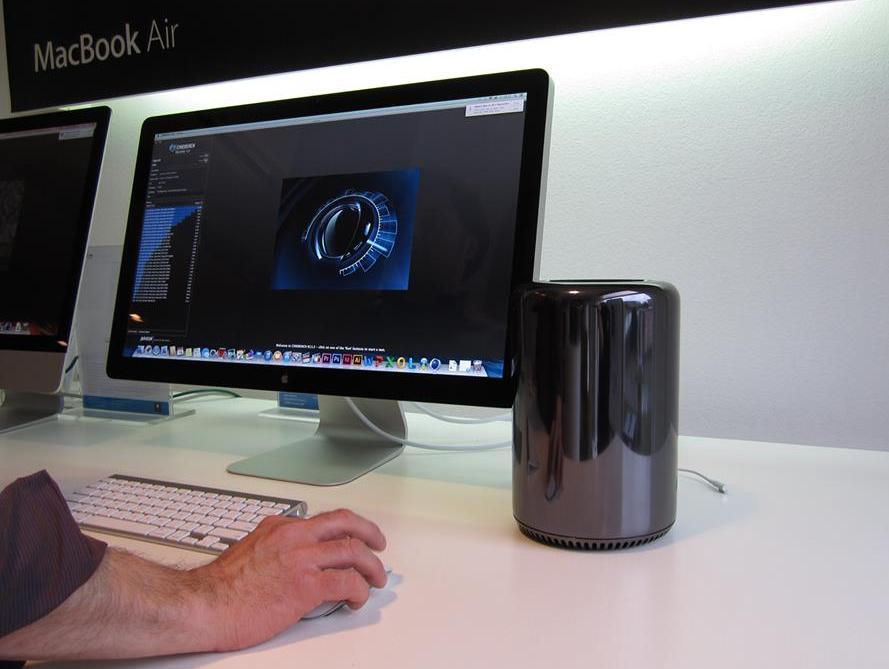 Prvi u Evropi: U Sarajevu predstavljen Apple Mac Pro