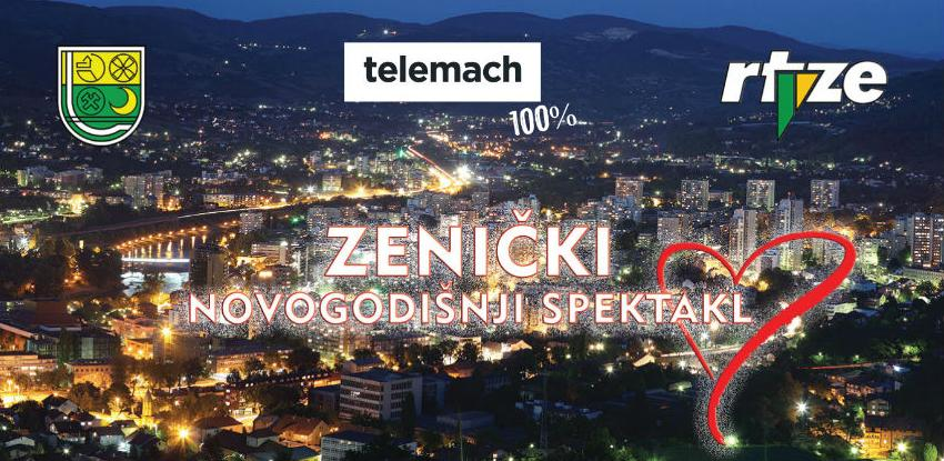 Telemach generalni pokrovitelj javnog dočeka Nove godine u Zenici