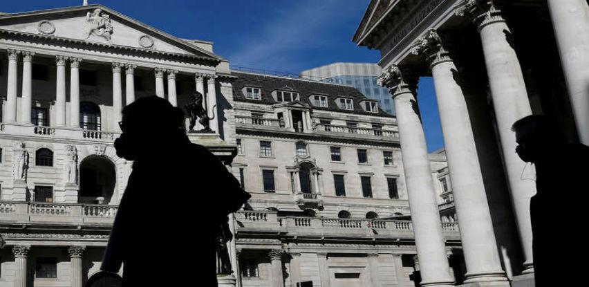 Banka Engleske predviđa pad britanske privrede od 14 posto
