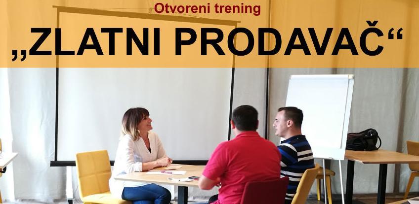 """CITT trening prodajnih vještina """"Zlatni prodavač"""""""
