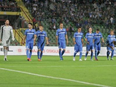 Željezničar savladao Ferencvaroš sa 2:0