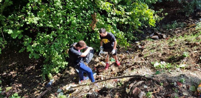 Na Svjetski dan čišćenja širom BiH prikupljene tone otpada