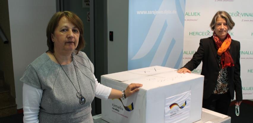 Njemačka donirala brze testove na koronavirus u vrijednosti 151.000 eura