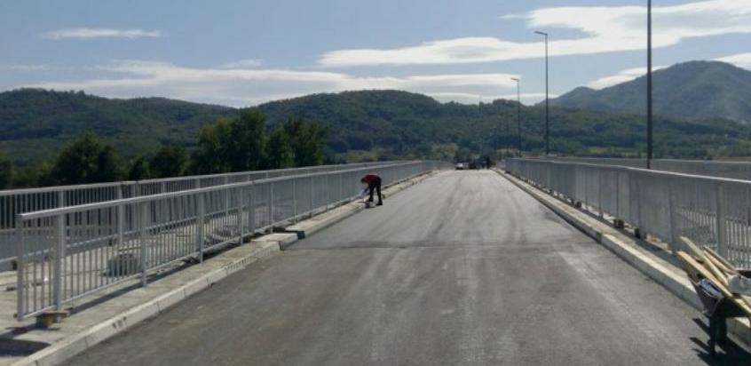 Novi most je gotov ali nije granični prelaz