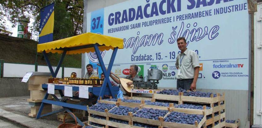 Na Sajmu šljive se očekuje 300 izlagača iz zemlje i inostranstva