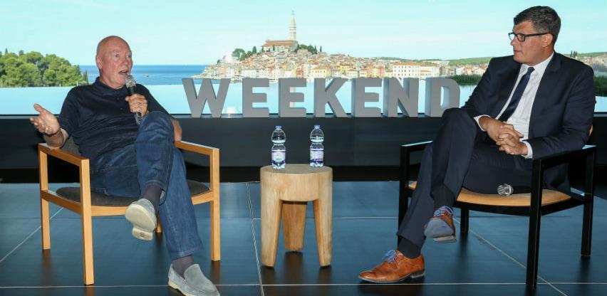 Od hipija do gurua luksuznih brendova - Jean-Claude Biver otvorio Weekend