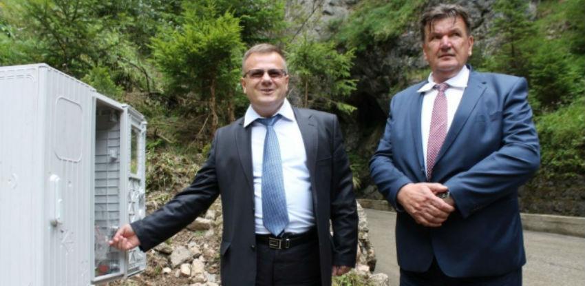 Ulaganje vlade ZDK i Općine Vareš: Ponovo osvijetljen tunel u Ponikvama