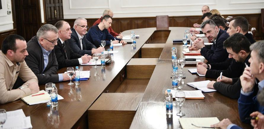 """Fabrika vode u okviruprojekta """"Crno vrelo"""" biće završena do septembra"""
