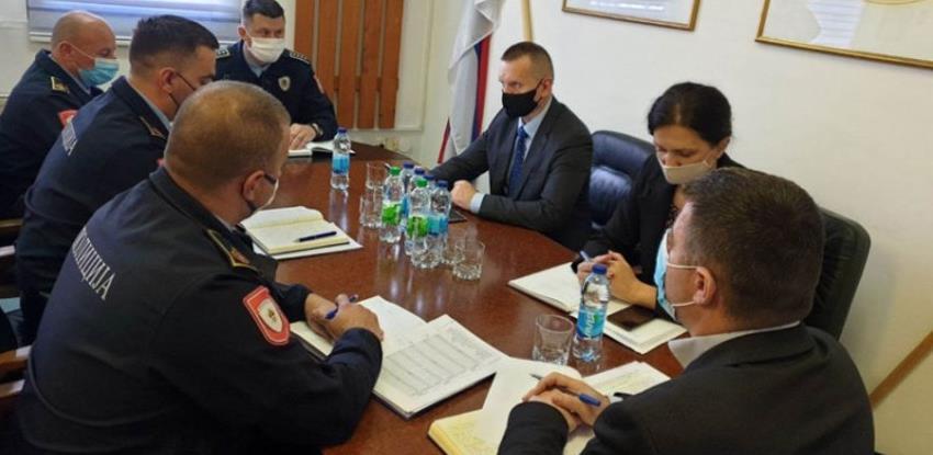 Potpisan ugovor o dodjeli zemljišta za izgradnju Policijske uprave na Palama