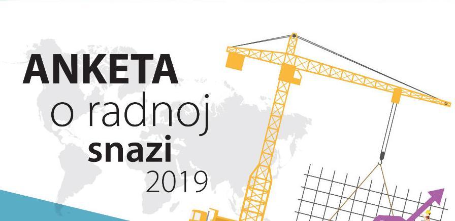 Počinje anketa o radnoj snazi za 2019. godinu