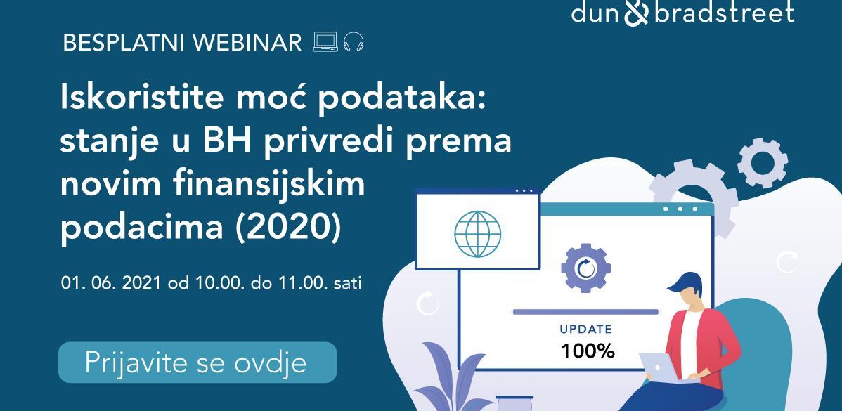 Besplatni webinar: Iskoristite moć podataka