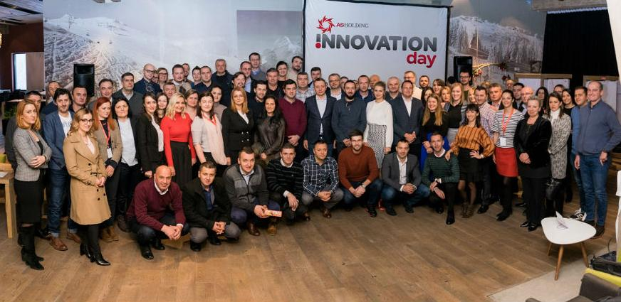 "AS Holding kraj godine obilježio drugim eventom ""Innovation day"""