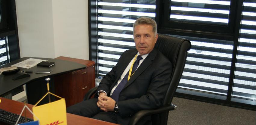 Edin Emšo, direktor DHL-a u BiH: U 2017. smo postigli sve zacrtane ciljeve