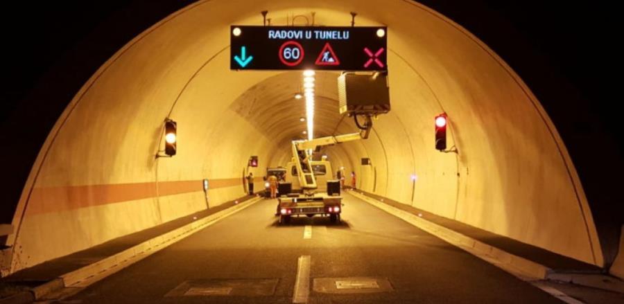 Počinju radovi na servisiranju tunela na dionici A-1 Lepenica-Tarčin