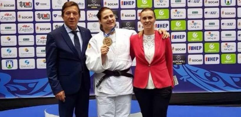 Cerić osvojila srebrenu medalju na SP-u u Open kategoriji