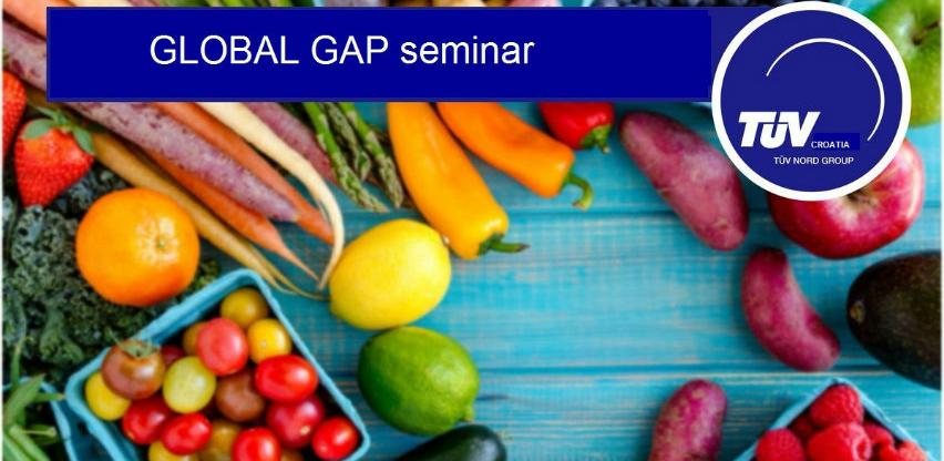 TÜV NORD GROUP – GLOBAL GAP seminar