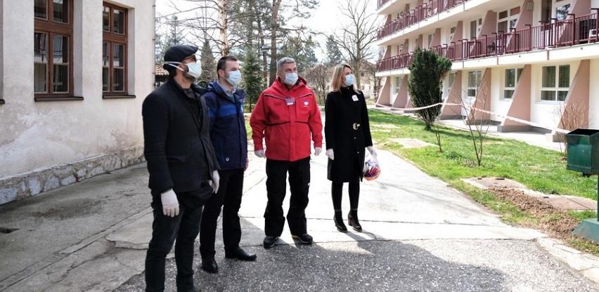 Predstavnici Civilne zaštite općine Novi Grad posjetili Gerontološki centar