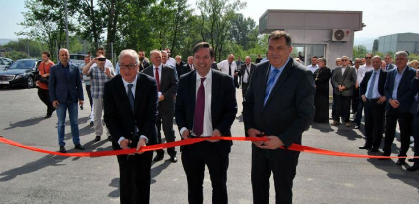 Švajcarska investicija od 9 miliona franaka: Otvorena fabrika zeolita u Zvorniku