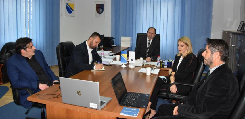 Vlada KS i EBRD maksimalno će ubrzati zajedničke projekte u Kantonu Sarajevo