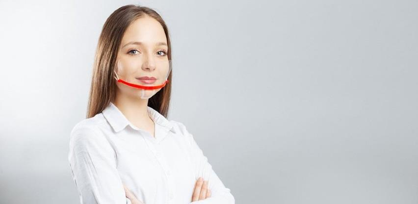 Firma Jusri iz Goražda započela proizvodnju transparentnih maski za lice