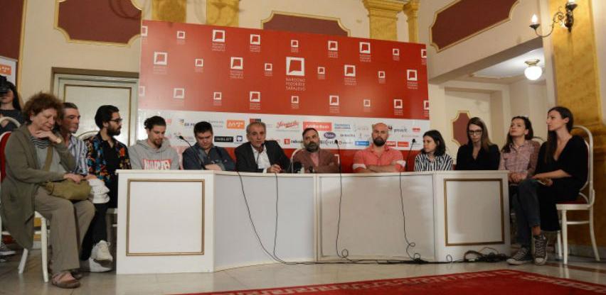 """Ekipa predstave """"Snijeg"""" - Čast je što će premijeri prisustvovati Orhan Pamuk"""
