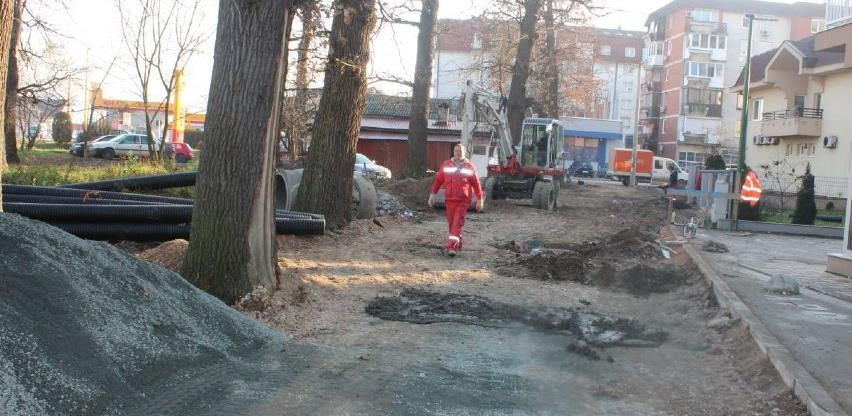 Počela izgradnja prilazne saobraćajnice sa izlazom na magistralni put u Živinicama