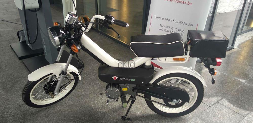 Električni bicikl iz Cromexa u januaru ide na tržište EU