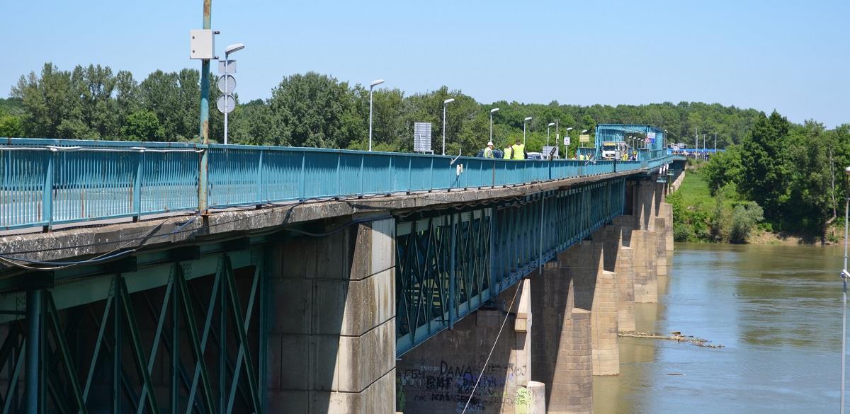 Konačno se nazire sanacija mosta Brčko - Gunja