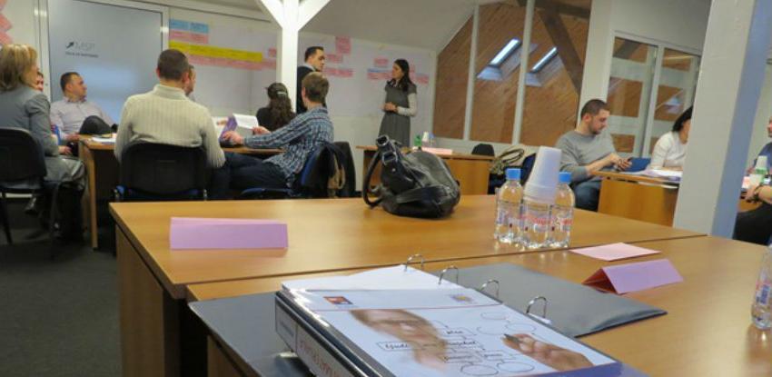 U toku obuka novih mentora za podršku malim i srednjim preduzećima u FBiH