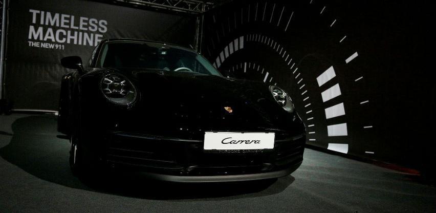 Predstavljena 8. generacija bezvremenskog modela - Porsche 911 Carrera