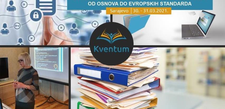 Kventum seminar: Kancelarijsko poslovanje, od osnova do evropskih standarda